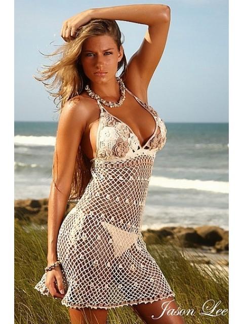 Пляжные платья сарафаны