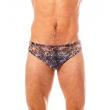 ELBA & BALI SWIM BRIEF TWIN PACK